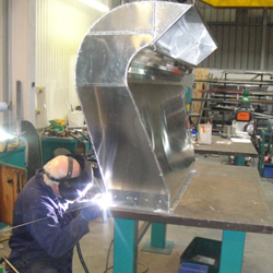 Specialist Stainless Steel Fabrication