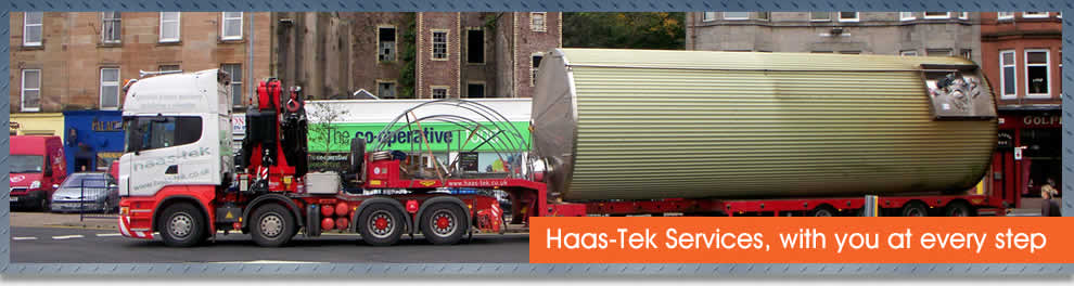 Haas-tek Process Plant & Machinery Relocation and Installation Specialists