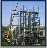 Machinery instalations services