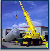 Machinery relocation services