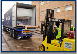 Forklift Hire Cumbria